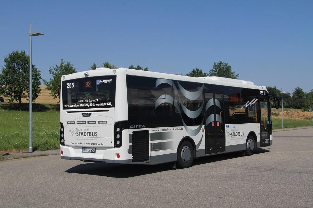 Was Wiegt Ein Bus